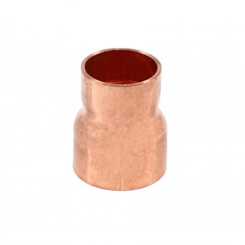 Mufa cupru 5240, redusa, interior-interior, 18 - 15 mm