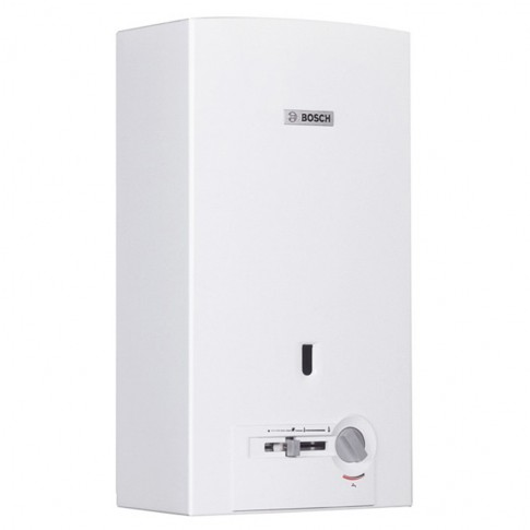 Instant apa calda, GN, Bosch Therm 4000 WR11-2P23, 19.2 kW, 11 l/min, display LED, 580 x 310 x 220 mm