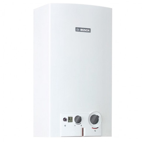 Instant apa calda, GN, Bosch Therm 6000 WRD18-2G23, 30.5 kW, 18 l/min, display LCD, 655 x 425 x 220 mm