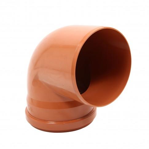 Cot PVC cu inel, D 200 mm, 87 grade