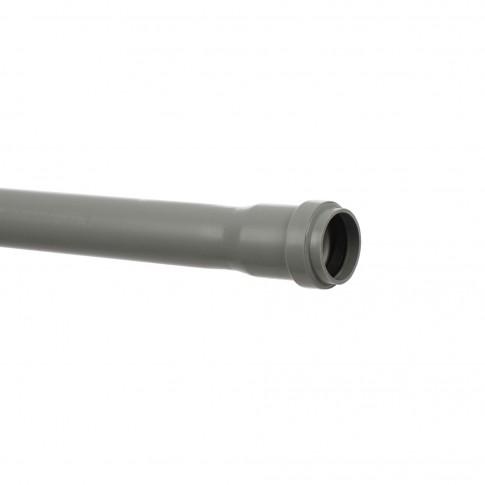Teava PP pentru canalizare interioara, cu inel, 32 x 1.8 mm, 0.75 m