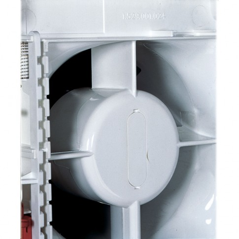 Ventilator axial Vortice M100/4 11201, D 100 mm, 18 W, 90 mc/h