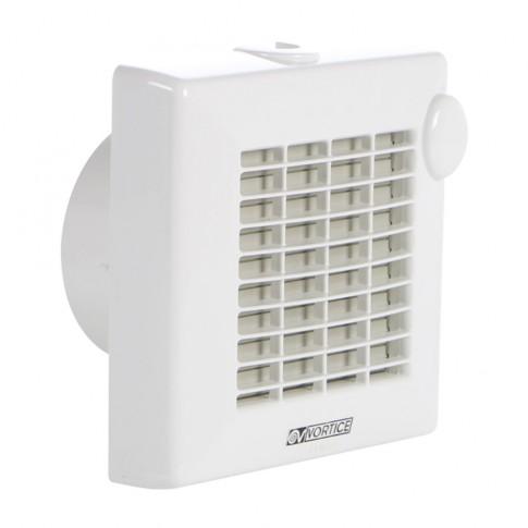 Ventilator axial automat Vortice M150/6A 11421, D 150 mm, 30 W, 335 mc/h