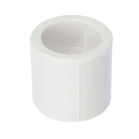 Mufa PPR, D 40 mm, alb