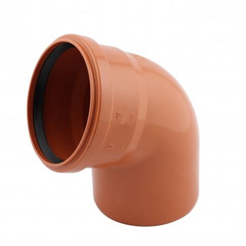 Cot PVC cu inel, D 200 mm, 67 grade