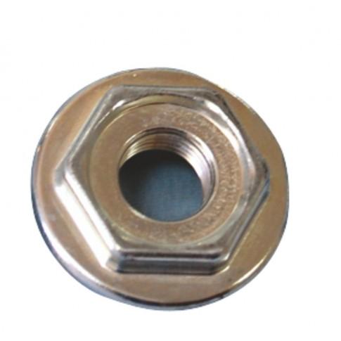 Reductie radiator nichelata, 1 1/4 - 1/2 inch