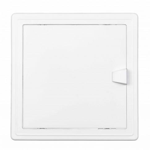 Usita pentru acces instalatii sanitare, TE-MA, alba, 15 x 15 cm