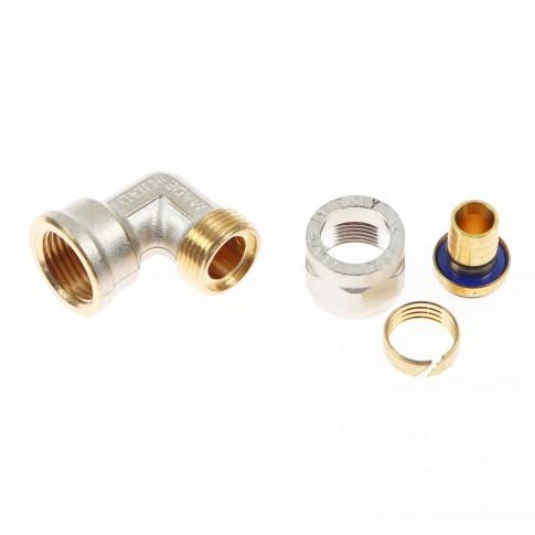 """Cot alama, conector, FI, 16 mm x 1/2"""", 752 L"""