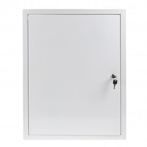 Caseta metalica pentru colectori, 600 x 450 x 110 mm
