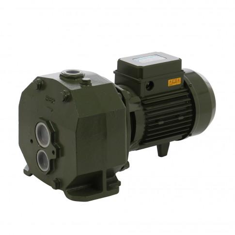 Pompa apa Saer M153-N HP 1.5, 1.1 kW, corp fonta, Q max. 1.9 mc/h, H max. 100 m, 2850 RPM, 230 V