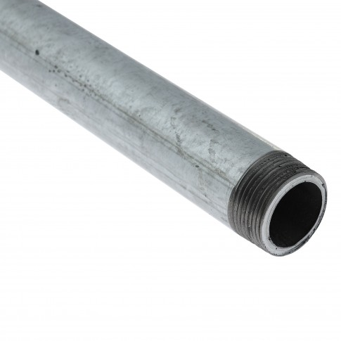 "Stut filetat zincat pentru hidrofor, filet exterior - exterior, 300 mm, 1 1/4"""
