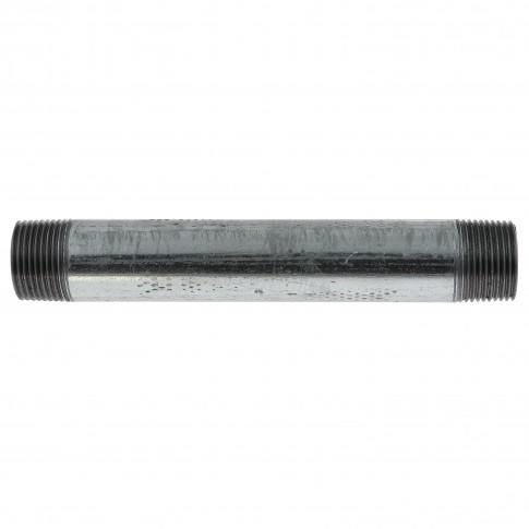 "Stut filetat zincat pentru hidrofor, filet exterior - exterior, 200 mm, 1"""