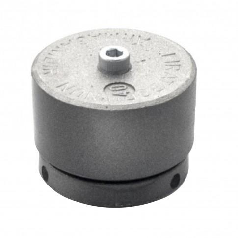 Bac sudura, pentru lipirea tevilor din PPR, D 25 mm