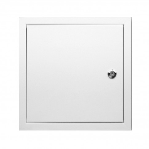 Usita vizitare, uz casnic, cu cheie, DT17Z, 450 x 450 mm
