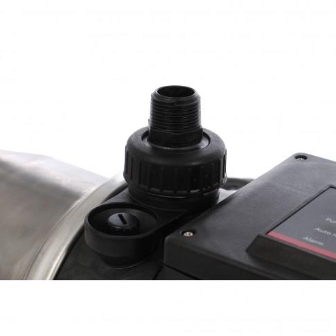 Hidrofor Grundfos MQ3-45, cu pompa + motor + rezervor cu diafragma + senzor de presiune si debit + valva de retinere, 1000 W