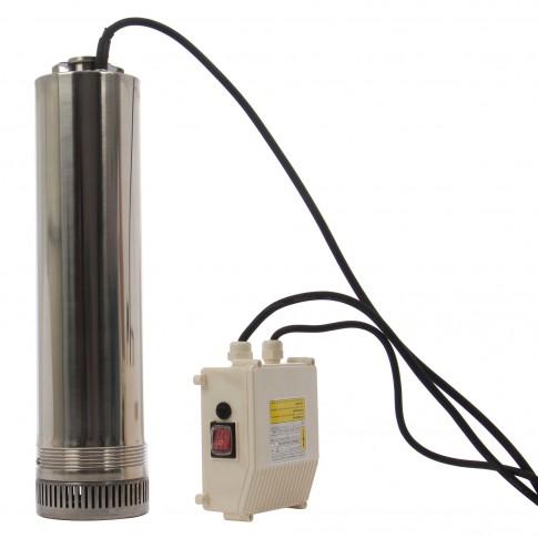 Pompa submersibila ape curate Wasserkonig  WK6000 - 46, 6 mc/h, H max. 46 m, 2850 RPM, 1100 W