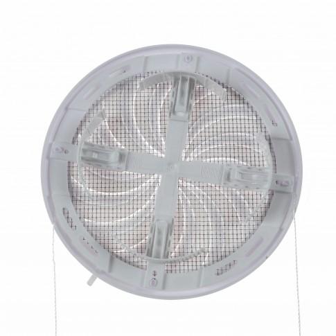 Rama aerisire, pentru ventilatie, D 100 - 150 mm + inchizator T88