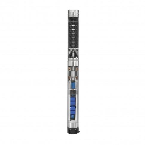 Pompa submersibila ape curate Grundfos SQ 2 - 55, H max. 65 m, 10700 RPM, 700 W