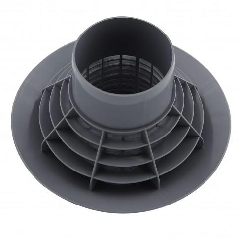Piesa de capat PP, pentru coloana ventilatie, D 50 mm