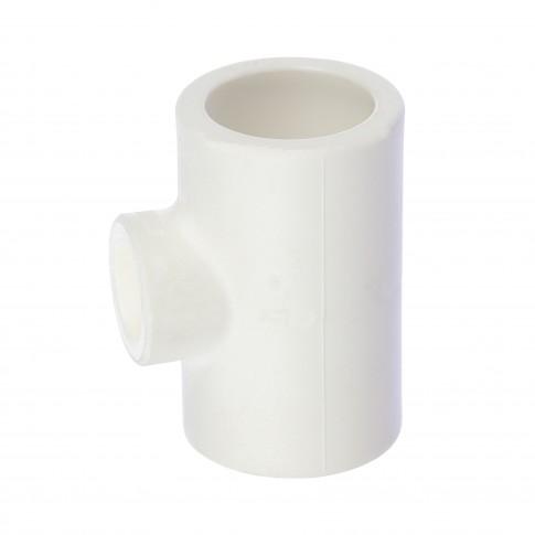 Teu PPR, D 50 x 32 x 40 mm, alb