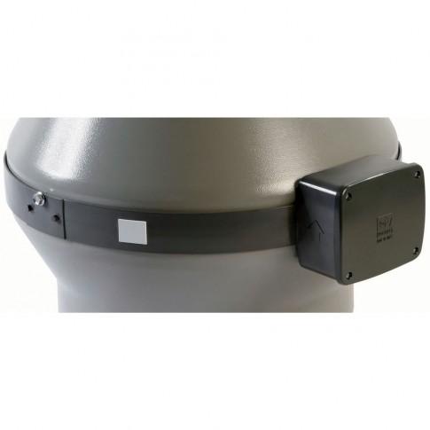 Ventilator axial centrifugal in linie CA 315 MD, 315 mm, 280 W, 1800 mc/h, metalic, 16157