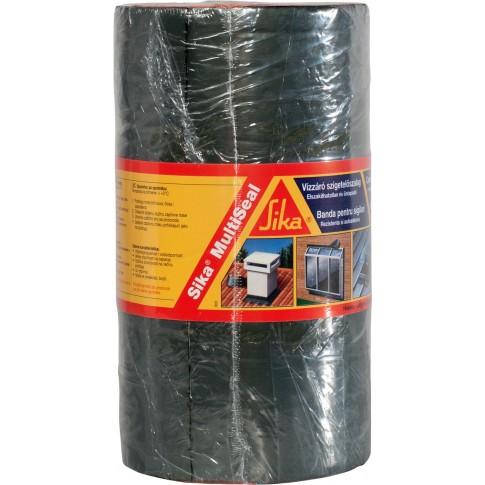 Banda bituminoasa pentru etansare Sika MultiSeal, gri, 3 m x 200 mm