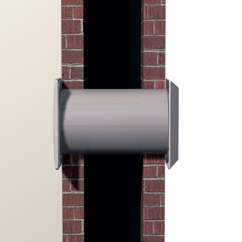 "Ventilator axial cu timer Vortice Punto Filo MF 100/4"", D 100 mm, 15 W, 85 mc/h, 11127"