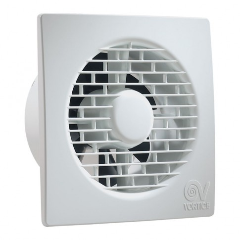 Ventilator axial Vortice Filo M 150/5 11125, D 150 mm, 30 W, 335 mc/h