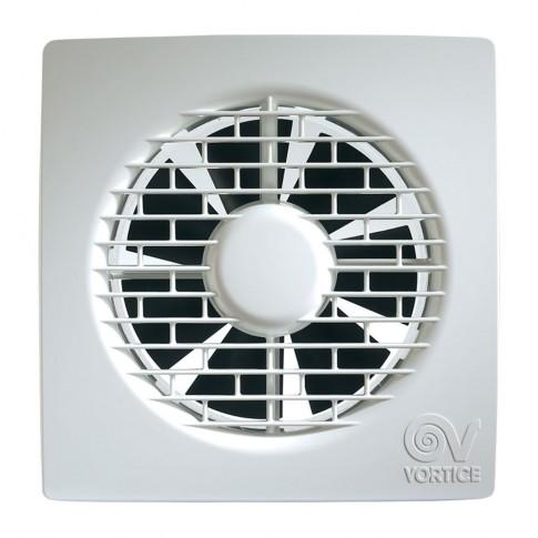 "Ventilator axial cu timer Vortice Punto Filo M 150/5"", D 150 mm, 30 W, 335 mc/h, 11129"