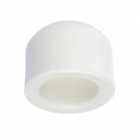 Dop PPR, de proba, D 50 mm, alb