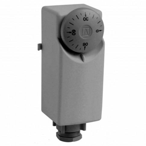 Termostat de siguranta cu carcasa GAT/7RC, reglabil din exterior