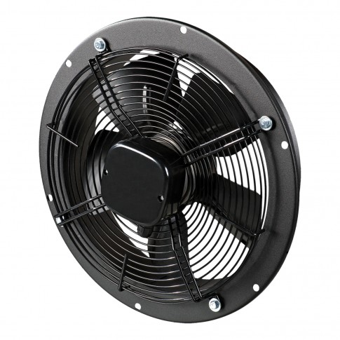 Ventilator axial perete Vents OVK 2E 300, D 326 mm, 145 W, 2300 RPM, 2230 mc/h