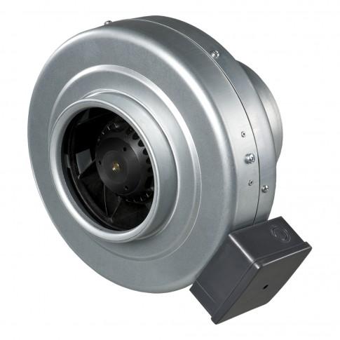 Ventilator centrifugal pentru tubulatura Vents VKMZ 250, D 249 mm, 188 W, 2765 RPM, 1070 mc/h