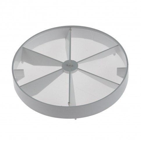 Clapeta antiretur Vents KO 125, PVC, D 125 mm