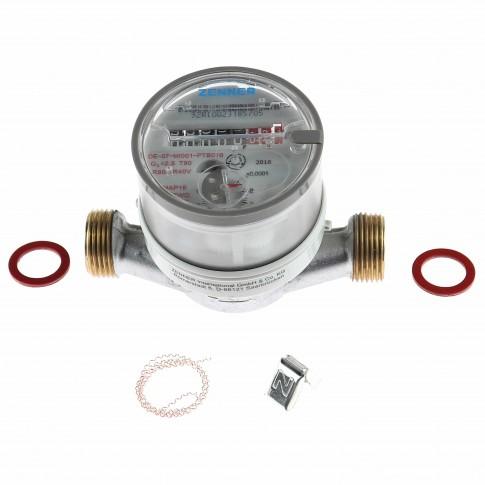 Contor apa calda, monojet, Zenner ETW-M, R80, DN15