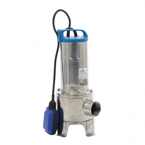 Pompa submersibila ape murdare Wasserkonig PSI10 + flotor, 18 mc/h, H max. 10 m, 2850 RPM, 550 W