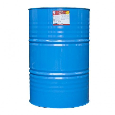 Antigel concentrat pentru instalatii geotermale Geo Protect, - 32 grade Celsius, rosu, 220 kg