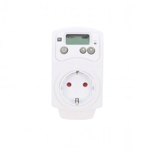 Priza cu termostat, 230 V