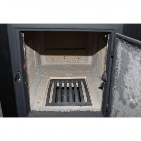 Soba gresie, pe lemne, Aba, tip A, cu plita, 6 kW, 780 x 380 x 680 mm