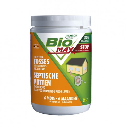 Reactivator enzimatic fose cu probleme BioMax Realco