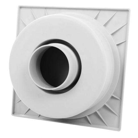 Sifon pardoseala TER01-1330G, 300 x 300 mm