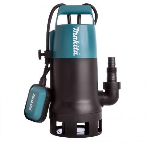 Pompa submersibila ape murdare Makita PF1010, 14.4 mc/h, H max. 10 m, 2800 RPM, 1100 W