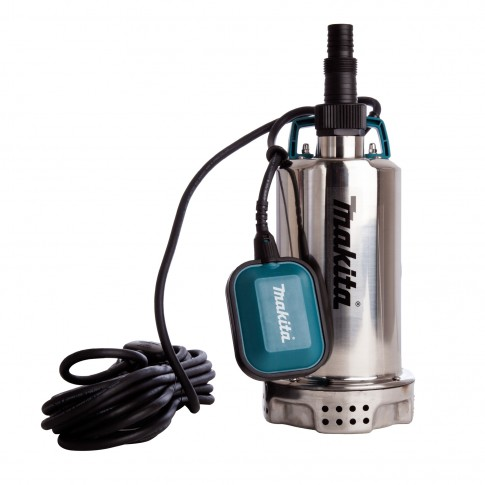 Pompa submersibila ape curate Makita PF1100, 15 mc/h, H max. 9 m, 2800 RPM, 1100 W