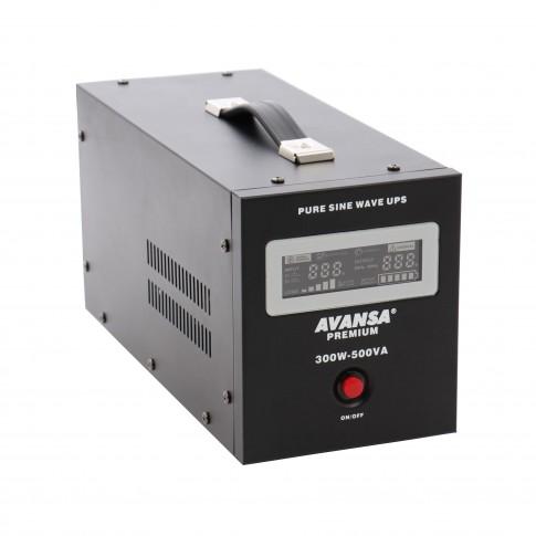 Sursa neintreruptibila Avansa 300W/500VA 12VDC