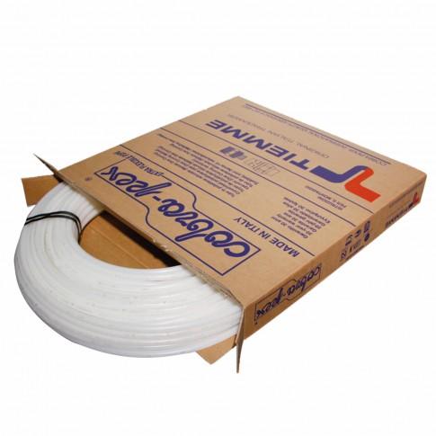 Tub PE-X fara bariera oxigen, 16 x 2 mm, alb