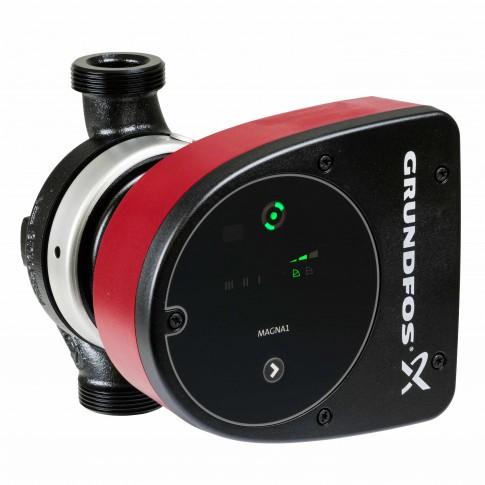 Pompa de circulatie Grundfos Magna1 25-100 180, H max. 10 m, Q max. 9.4 mc/h, PN 10, 230V