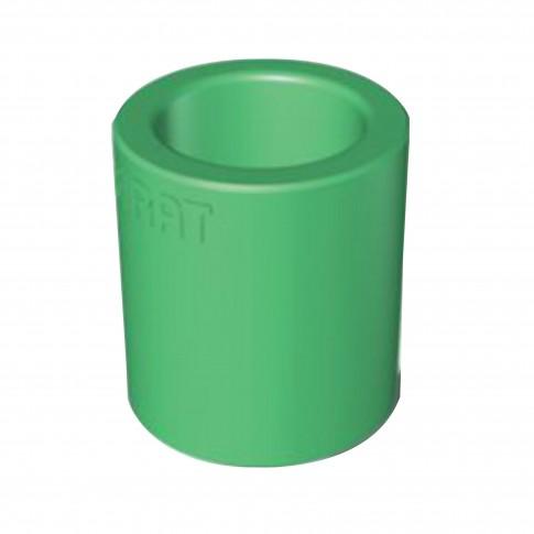 Mufa PPR, D 25 mm, verde