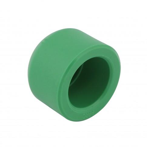 Dop PPR, de proba, D 40 mm, verde