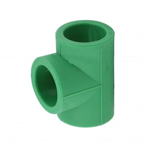 Teu PPR, D 20 mm, verde