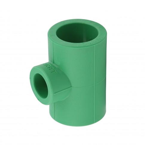 Teu PPR, D 32 x 20 x 25 mm, verde